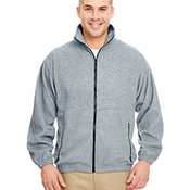 Men's Iceberg Fleece Full-Zip Jacket for SAR Academy