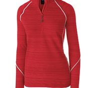 Ladies' Dry-Excel™ Bonded Polyester Deviate Pullover